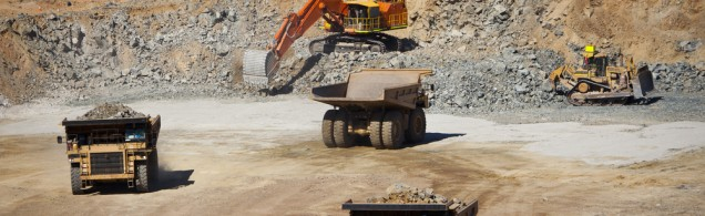 Mining/Oil & Gas/Drilling – Surface & Underground